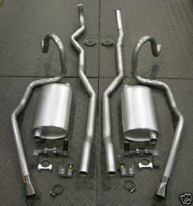 68 69 Hurst Olds 442 W 30 Factory Duel Exhaust System