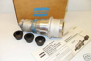 New Crouse hinds Apr3463 30 amp Arktite Pin sleeve Connector 30a 600v 3w 4p Nib