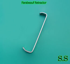50 Farabeauf Retractor Surgical Veterinary Instruments