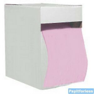12 X 175 1 8 Pink Anti static Portable Foam Wrap Dispenser Pack 1 Box