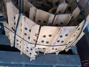 New Komatsu D20 D21 Dozer Chains Track Groups