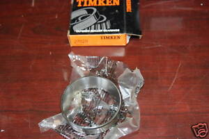 Timken Fafnir 27820 Bearing Race New In Box