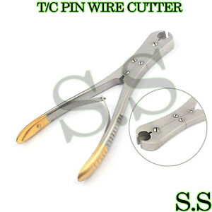 Tc Cns Front And Side Pin Wire Cutter 7 Orthopedic Op 020