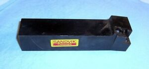 Sandvik Turning Tool 1 1 4 Shank Cclnl 20 4d Toolmaker Machinist Shop