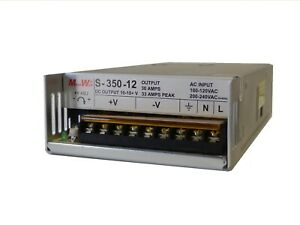 33 Amp 12 Volt Dc 13 8v Regulated Power Supply 30a Real Megawatt