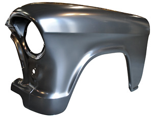 Front Fender Lh Drivers Side 1957 Chevrolet Chevy Gmc Truck