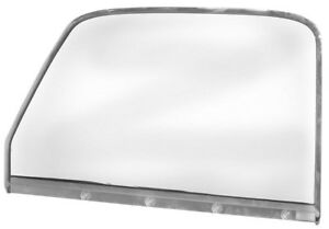 Door Window Glass Chrome Rh 1947 1948 1949 1950 Chevrolet Chevy Gmc Truck