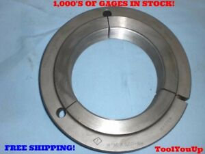 M130 X 3 00 6h Metric Thread Ring Gage Go Only 130 0 3 P d 128 0660 Mm Tools