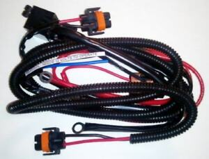 Chevy Silverado Sierra Classic Fog Light Wiring Harness 2007 To 2008