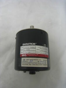Mks Baratron 227aa 1 Torr 15 Vdc Used As Is