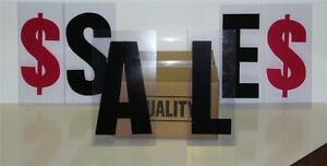 8 On 10 Outdoor Marquee Changeable Sign Letters 302