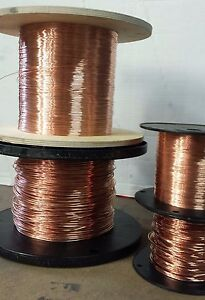 18 Awg Bare Copper Wire 18 Gauge Solid Bare Copper 500 Ft