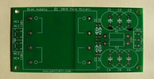 Diy Pcb 8 Watt Bias Opamp Power Supply