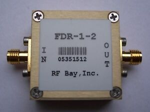 Frequency Doubler 0 01 1 0ghz Input Fdr 1 2 New Sma
