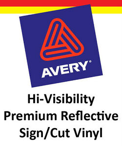 Sign Vinyl 48 x50yds 1200 235 r Yellow Reflective