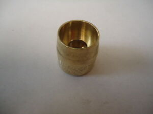 Ej Brooks Spin Lok Body Bolt Seal High Security Brass 9254500s Water Saver