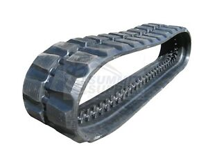 16 400mm Rubber Track John Deere Ct322 323d Kubota Svl75 Vts 52 Part 5604