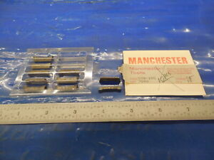 10 Pcs Manchester 508 185 C5 Cutoff Grooving Inserts