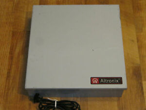 Altronix 24v Cctv Camera Power Supply Bh2816600cb