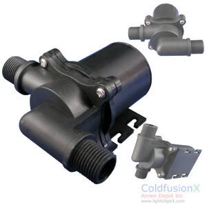 350gph Dc12v 80c Brushless Magnetic Water Pump
