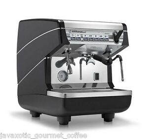 Simonelli Appia Ii Vol 1 Group Espresso Machine Auto Steam Mappi13vol01nd0002