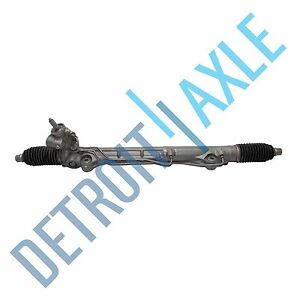 Complete Power Steering Rack And Pinion Assembly For 2004 2009 Cadillac Srx