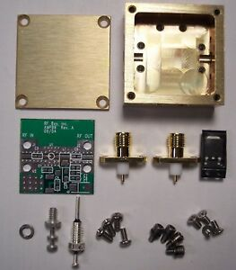 Designer Kit For Rf Mmic Amplifier With Sot 86 Package