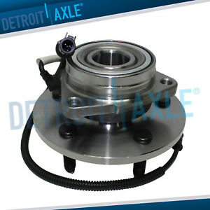 Front Wheel Bearing Hub For 00 02 Ford Expedition Lincoln Navigator 14mm 4wd