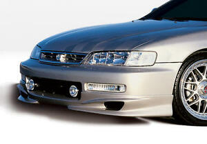 1996 1997 Honda Accord All Models W Typ Front Lip 6 Cylinder Only