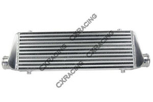 Cxracing Fmic Intercooler 27 5x7 25x2 5 For Bmw Audi A4 Golf Gti