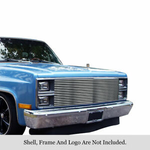 81 87 82 86 85 84 1987 Chevy Gmc Pickup Truck Grille
