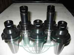 Cat40 er16 Collet Chuck short long total 5 Chucks new Tool Holder Set