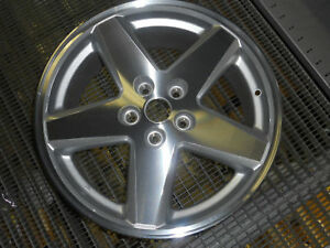 Aluminum Wheel 2005 2006 2007 Jeep Liberty Mopar Oem 17x7 5 Brand New