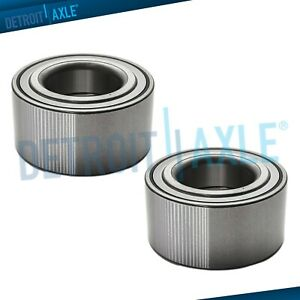 2 Front Wheel Hub Bearing Acura Cl Rsx Tl Honda Crv Civic Accord Element Prelude