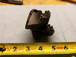 1pc Walter 1312270 2 496 Face Mill Dia usa Machine Shop Tools Industrial Surplus