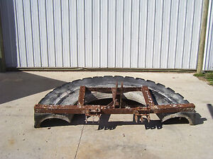 3 Point Hitch Rubber Tire Scraper Blade Manure Snow Tractor