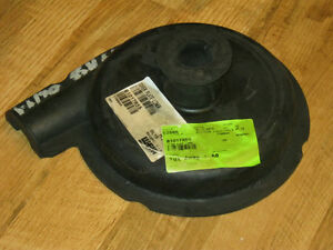 Weir Cover Plate Liner For Slurry Pump Poly Fpl B1017r55 1798844