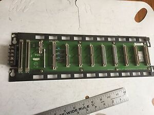 Used Lot 2 Toyoda Thr 2872 Plc 8 slot Base Module toyota Tp 7681 1 Cpu sec bl