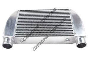 Cxracing V Mount 25 X12 X4 Turbo One Side Intercooler For Mazda Rx7 Ford F150