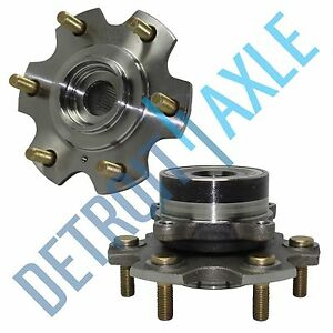 2 Front Wheel Bearing Hub For 2001 2002 2003 2004 2005 2006 Mitsubishi Montero