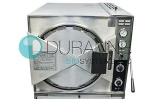 Refurbished Pelton Crane Magna clave Autoclave Steam Sterilizer New Style