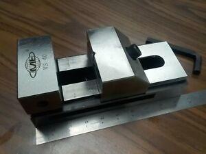 4 x9 1 4 Tool Maker s Precision Screwless Vise 705 04