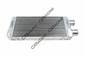 Cxracing Universal 1 Side Intercooler 30x11 75x3 For Mr2 Eclipse Neon