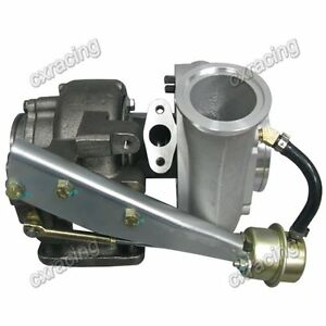 Hx35w 3539343 Diesel Turbo Charger For 98 Dodge Ram Truck Cummins 6bt 5 9l Isb