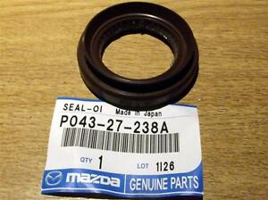 Differential Diff Side Driveshaft Oil Seal Mazda Mx 5 Mk3 Manual Mx5 2005 On
