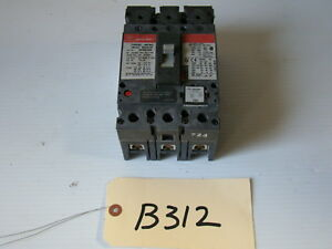 Ge Spectra Rms 60a Current Limiting Circuit Breaker sepa36at0060