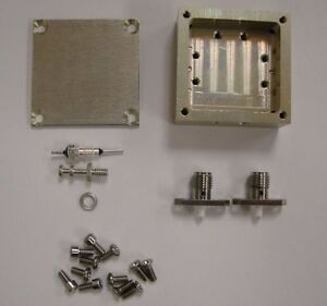 Designer Kit Housing For Ro4350 Pcb With 1 00 x1 00 x0 02 Board