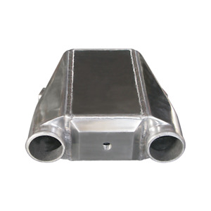 Cxracing Universal 12x11x4 5 Water To Air Intercooler 4 5 Thick