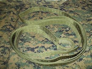 Off Roading Tow Strap Lift 4x4 Military Truck Cucv Hmmwv 12 Ft 16k Loop Usa Made