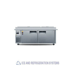 Pizza Prep Cooler Information On Purchasing New And Used